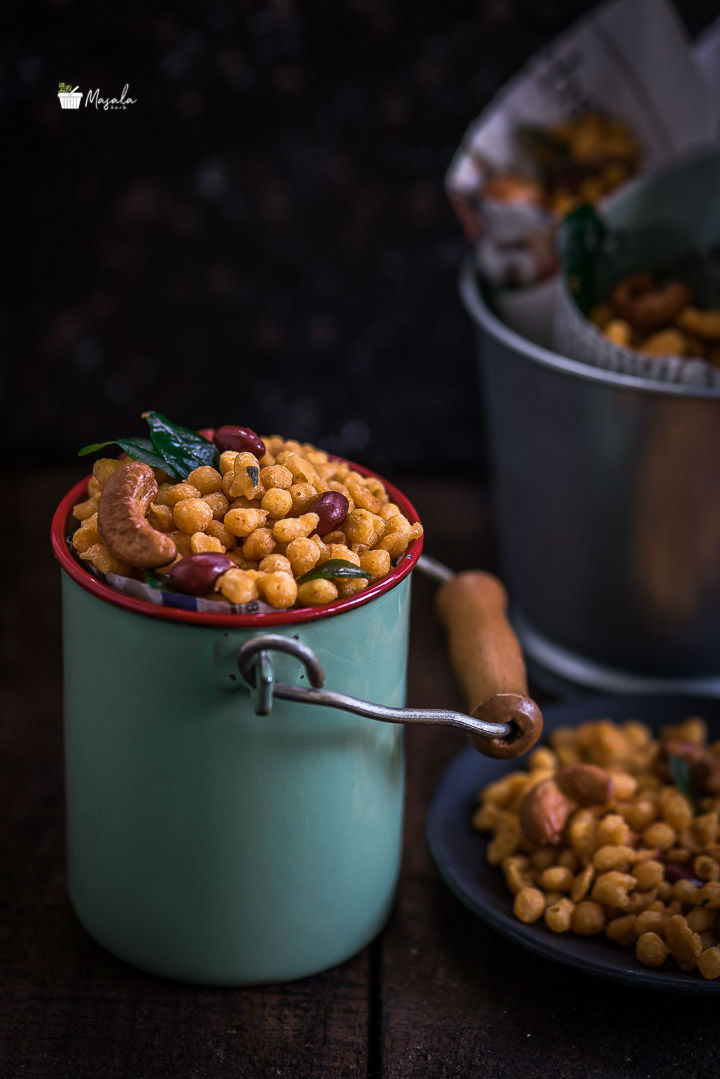 Masala Boondi Recipe