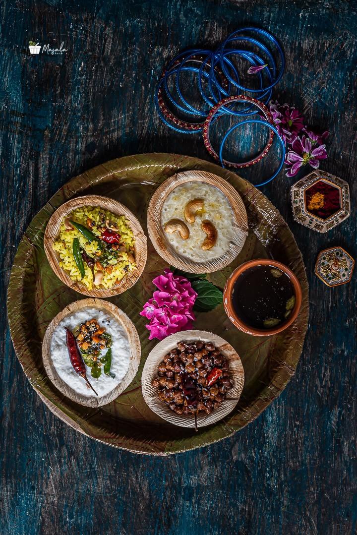 % Easy prasadam recipes offered to god during festivals.