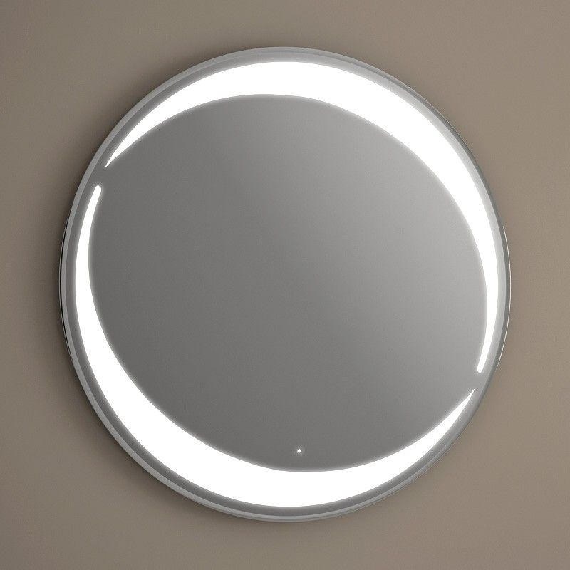 Miroir Lumineux 100 Cm Maison Design