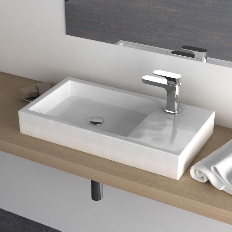 vasque salle de bain petite profondeur