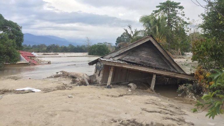Bencana Banjir Bandang Masamba
