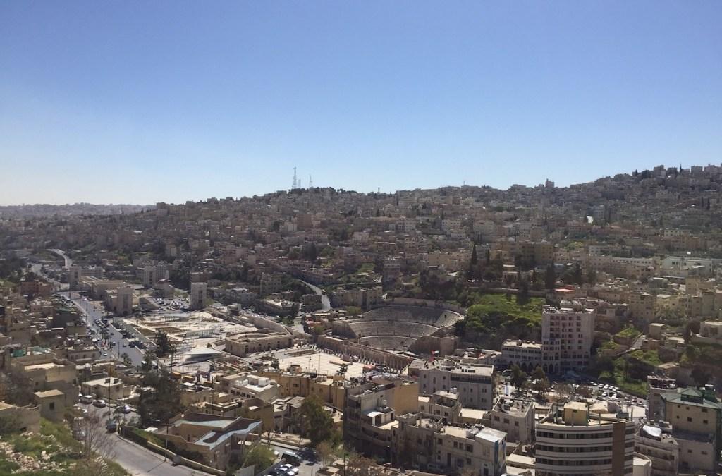 Amman – 5 atrakcji stolicy Jordanii