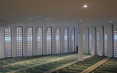 Warszawa Ochota meczet Ośrodek Kultury Muzułmańskiej