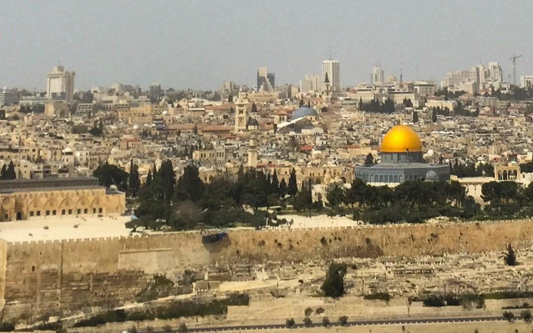 Palestyna: podróż, bezpieczeństwo, wiza, wjazd z Izraela