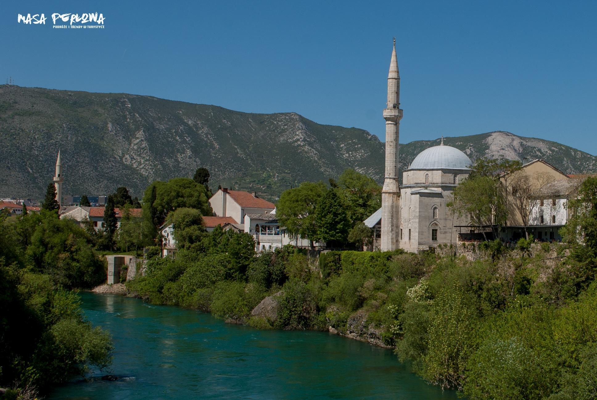 Meczet Koski Mehmed-Paszy w Mostarze