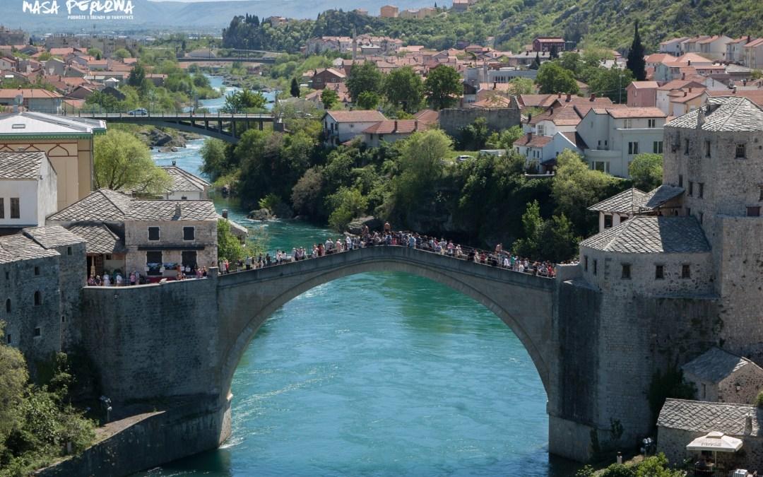 Mostar w Bośni i Hercegowinie: to nie tylko Stary Most
