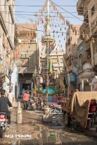 Hyderabad dzielnica szyicka Pakistan
