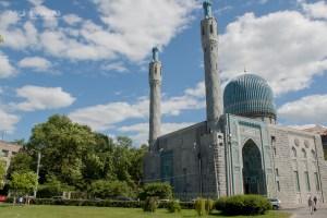 Sankt Petersburg meczet