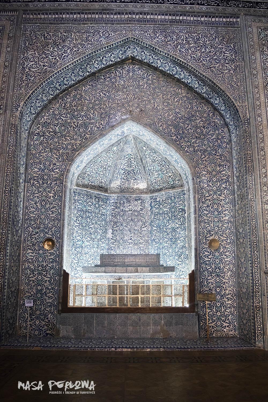 Mauzoleum Pahlawana Mahmuda Chiwa Uzbekistan