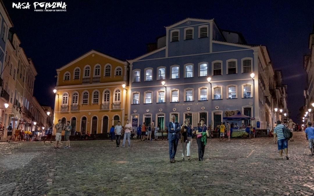 Salvador da Bahia – najbardziej afrykańskie miasto Brazylii
