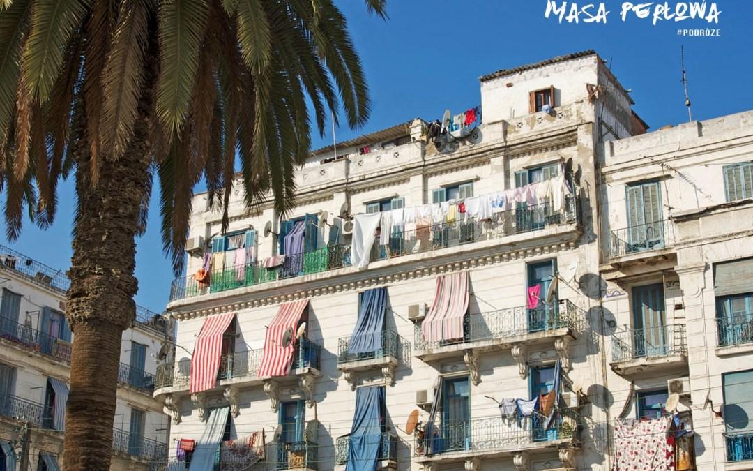 Białe miasto Algier. Jaka jest stolica Algierii?