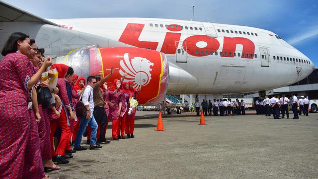 Agen Cargo Lion Air terbaik