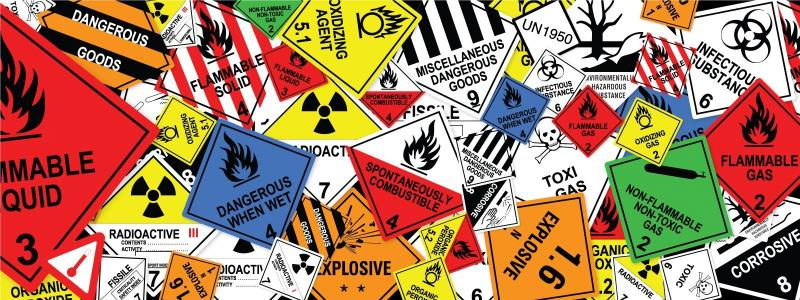 Jasa cargo Kirim Dangerous Goods cepat