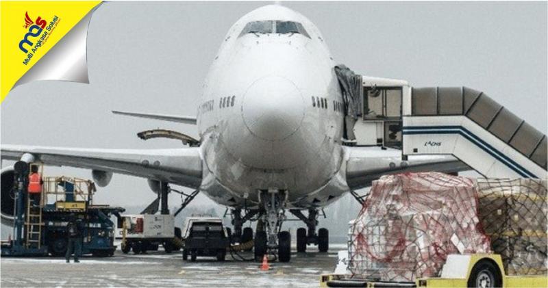 cargo pesawat aman