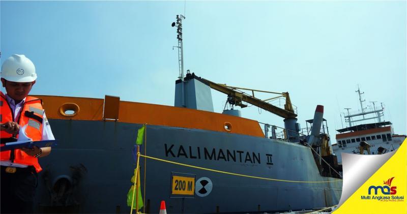 Cargo specialis Kalimantan aman