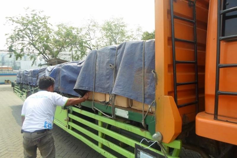 Cargo specialis Kalimantan terpercaya