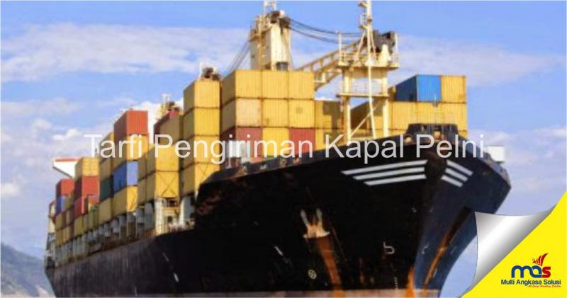 tarif pengiriman kapal pelni murah