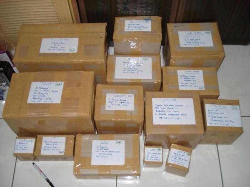 bagaimana hilangnya barang pengiriman
