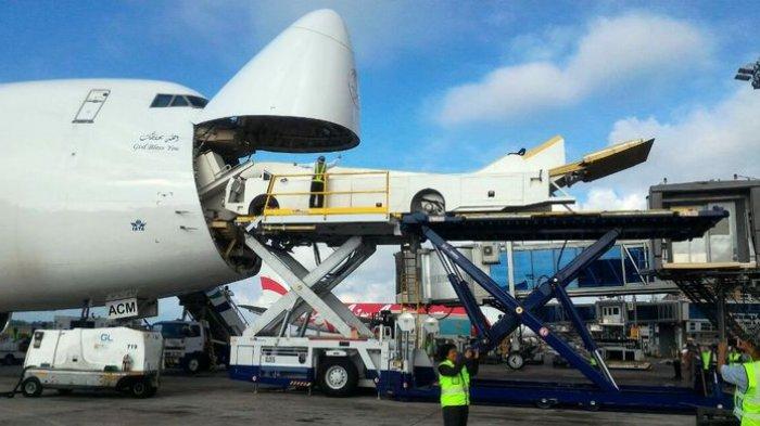 cargo ke malaysia