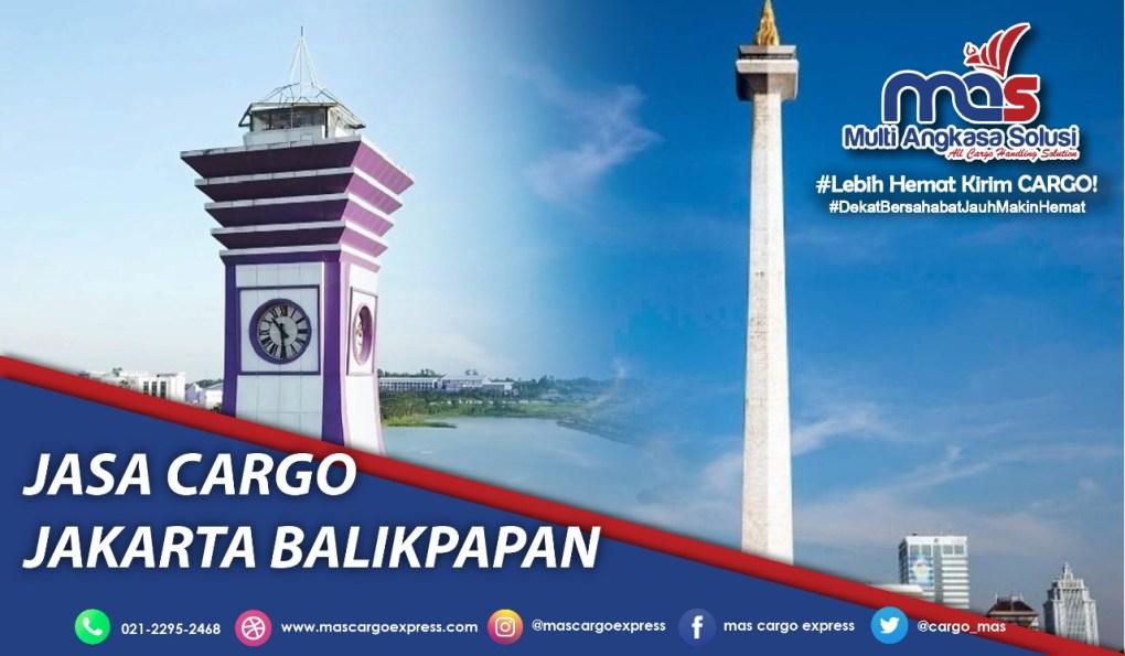 Jasa Cargo Jakarta Balikpapan
