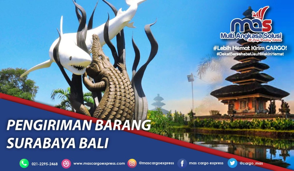 Pengiriman Surabaya Bali