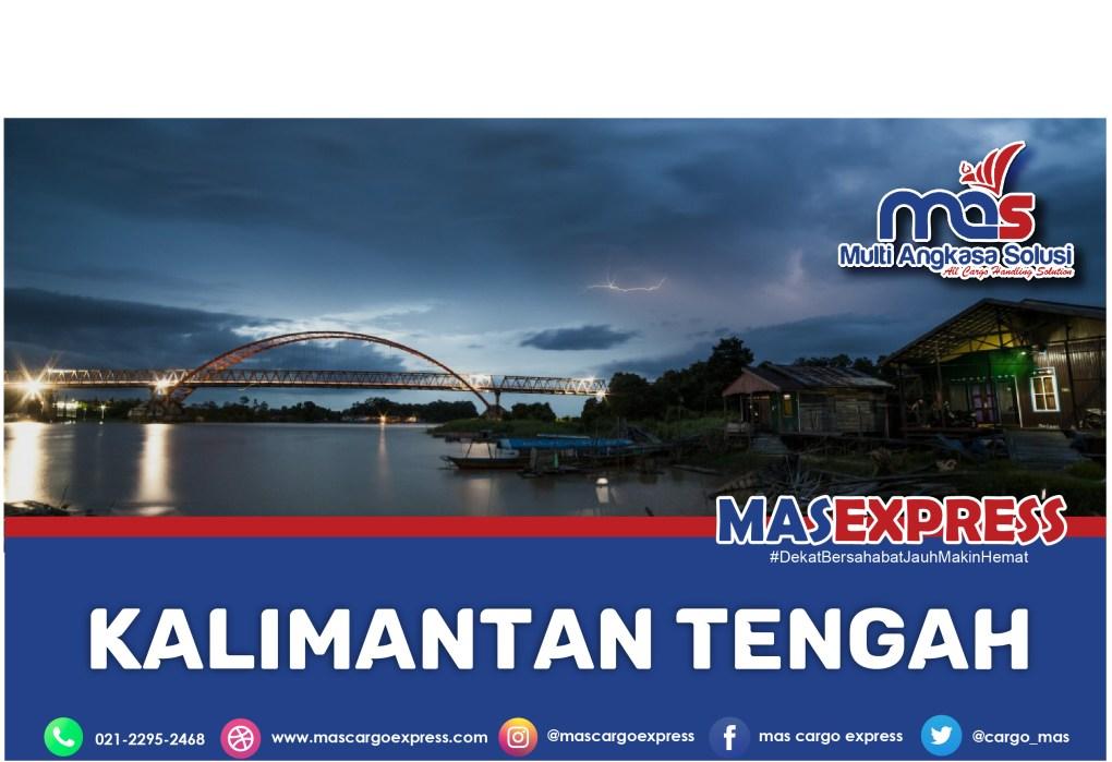 Daftar Kota di Kalimantan Tengah