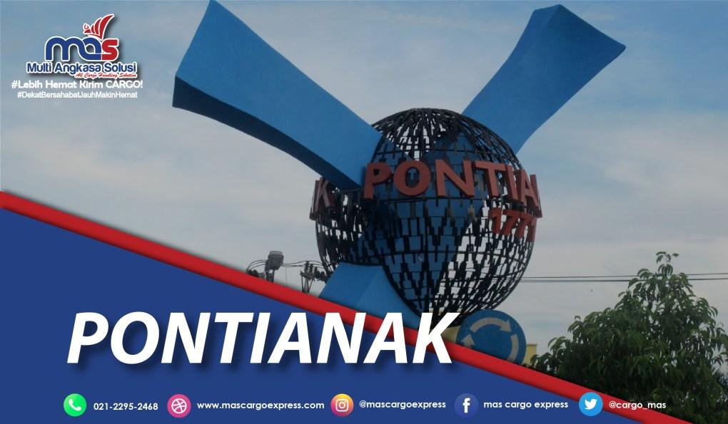 Pengiriman Barang Jakarta-Pontianak