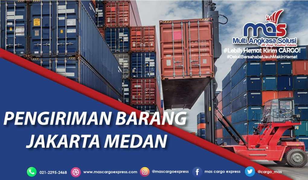 Pengiriman Barang Jakarta-Medan Murah