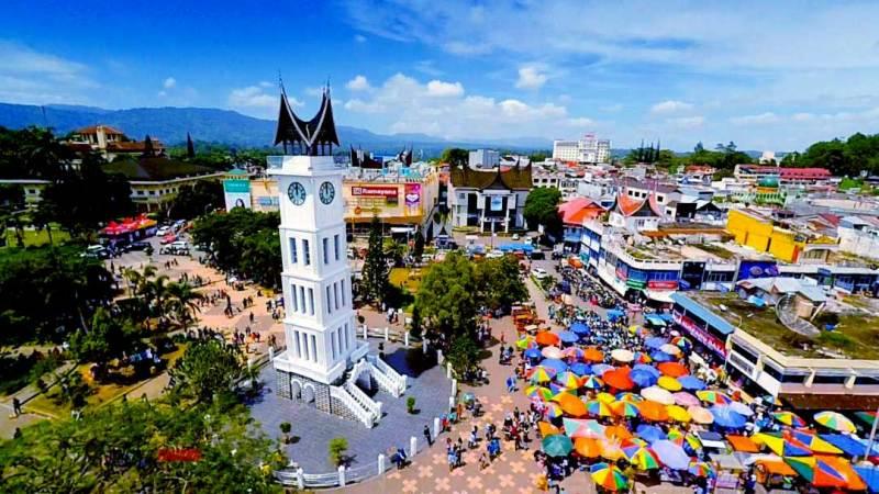 Pengiriman Barang Jakarta-Bukittinggi murah