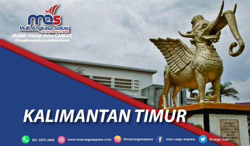 Daftar kota di Kalimantan Timur dan profilnya