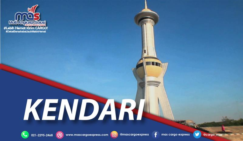 Pengiriman Barang Jakarta Kendari teraman