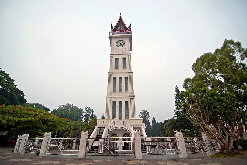 pengiriman barang Jakarta bukittinggi terjangkau