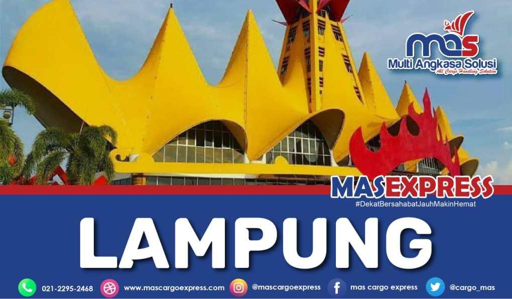 Pengiriman Barang Jakarta-Lampung