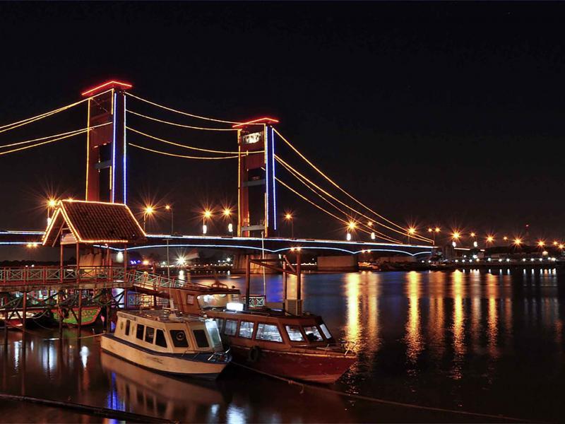 pengiriman barang Jakarta-Palembang cepat