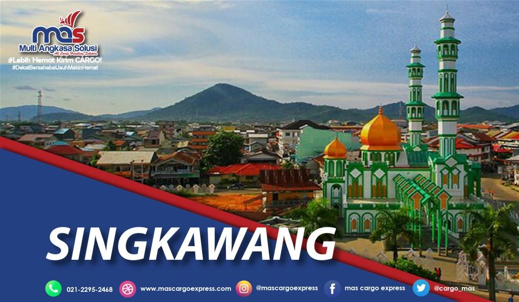 Pengiriman Barang Jakarta-Singkawang