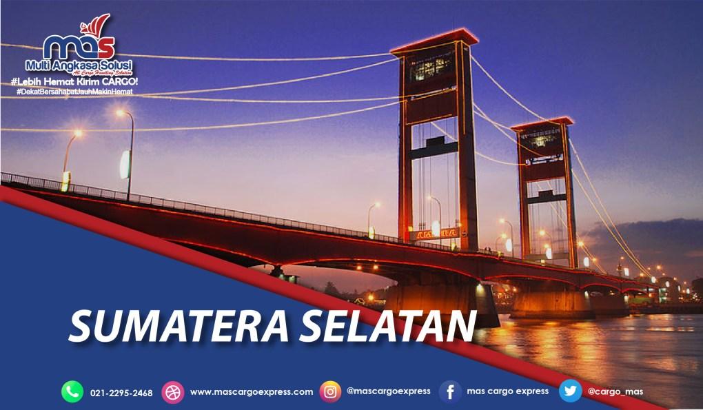 Daftar Kota di Sumatera Selatan