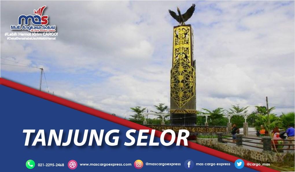 Pengiriman Barang Jakarta-Tanjung Selor