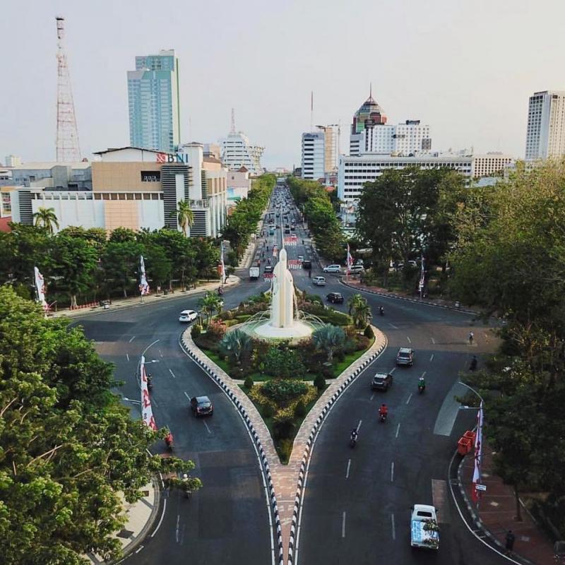 Pengiriman barang Ke Surabaya Murah
