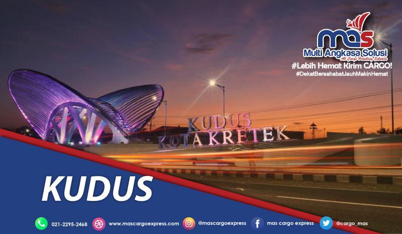 Pengiriman barang Jakarta-kudus kilat
