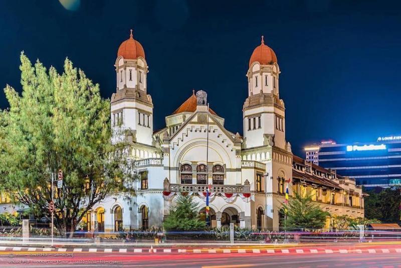 Pengiriman barang Jakarta Semarang murah