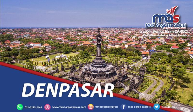 Pengiriman Barang Jakarta-Denpasar lengkap