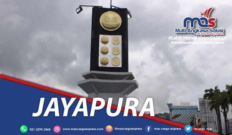 Pengiriman Barang Jakarta-Jayapura terbaik