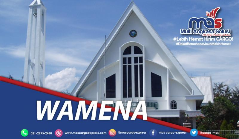 Pengiriman Barang Jakarta-Wamena terjangkau