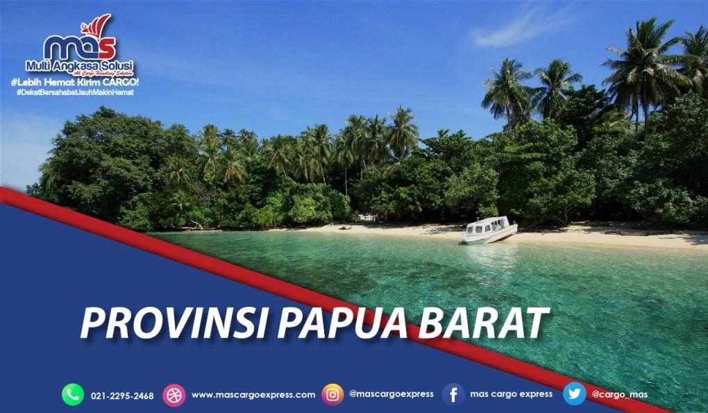 kota di Provinsi Papua Barat
