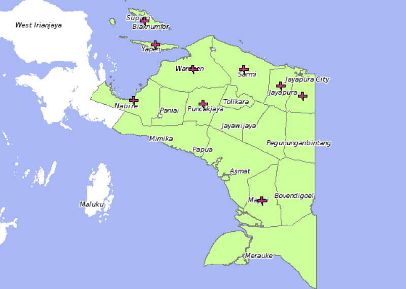 Pengiriman Barang Jakarta-Pulau Papua murah