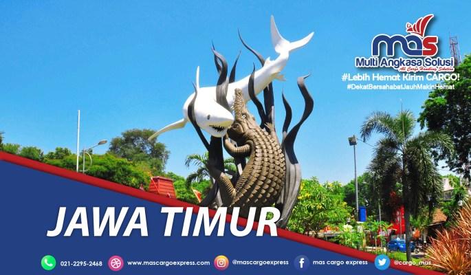 Daftar Kota di Provinsi Jawa Timur