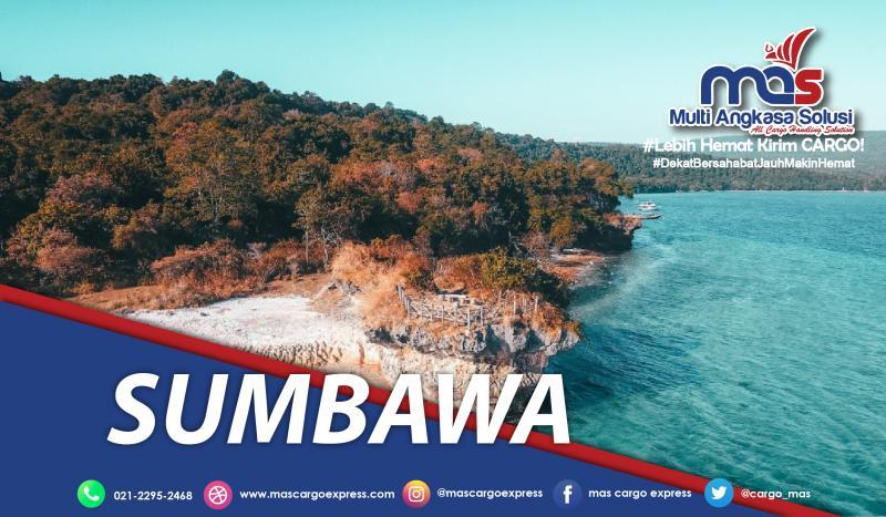 pengiriman barang Jakarta-Sumbawa terjangkau