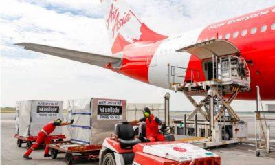 Jasa Pelayanan Pengambilan Barang Domestik Air Asia cepat
