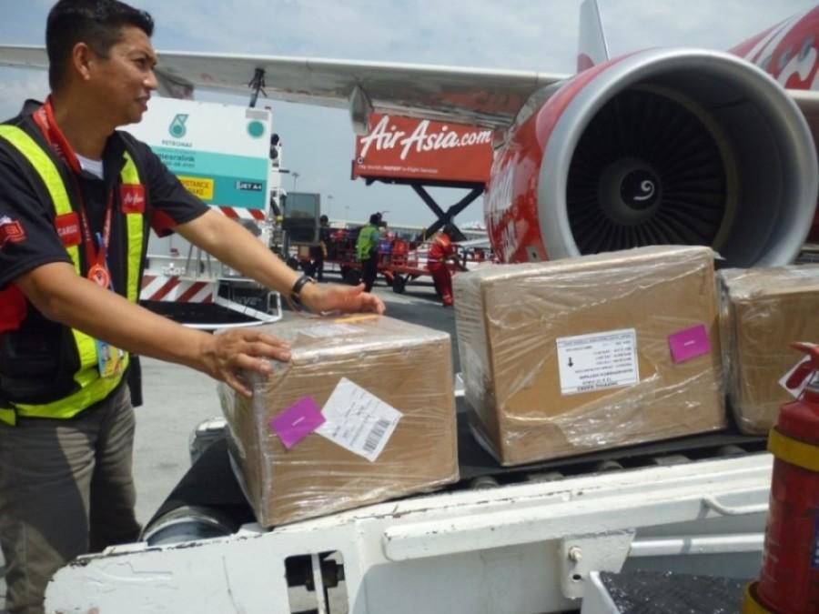 Jasa Pelayanan Pengambilan Barang Domestik Air Asia aman