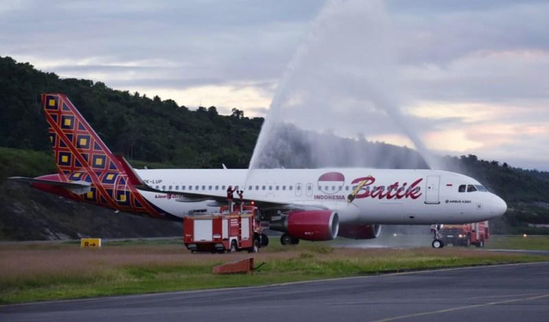 Batik Air Sebagai Salah Satu Maskapai Penerbangan di Indonesia